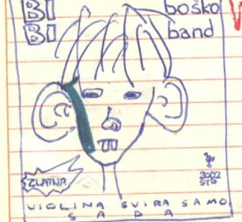 Boko s albuma Violina Svira Samo Sada