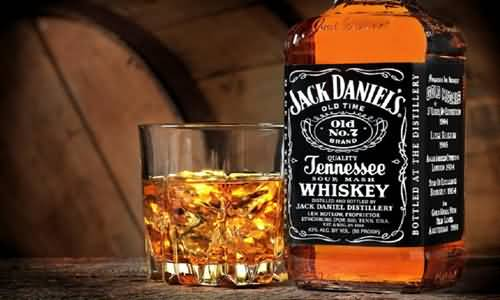 Jack Daniels uz Top Listu