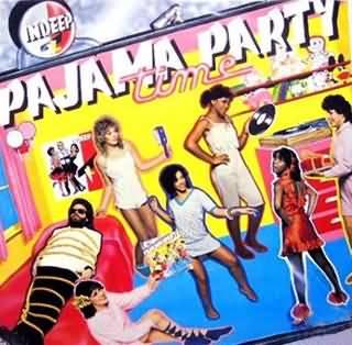Pajama Party Time
