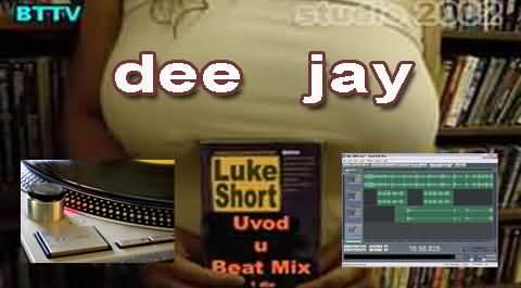 dee jay Luke Short