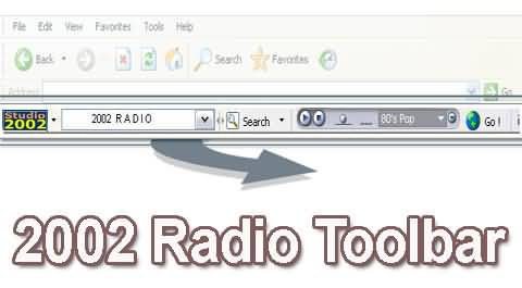 Besplatan Radio Toolbar