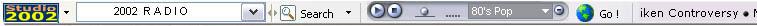 2002 Besplatni Radio Toolbar