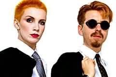 Annie + Dave = Eurythmics