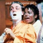 Michael Jackson i Paul McCartney – The Girl Is Mine ..
