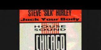 Steve Silk Hurley